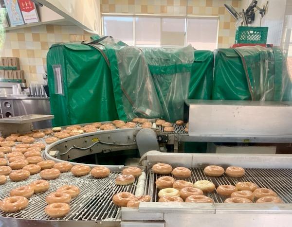 Free Krispy Kreme Donuts Hacks