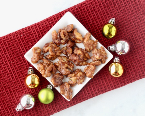 How to Make Candied Walnuts Recipe