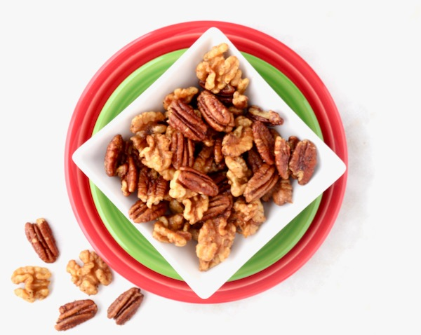 Sweet and Spicy Mixed Nuts Recipe