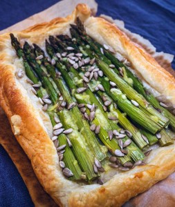Asparagus Pastry