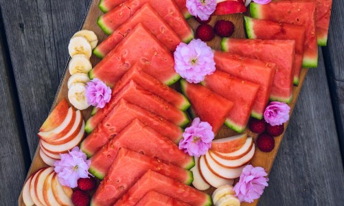 Watermelon Fruit Platter