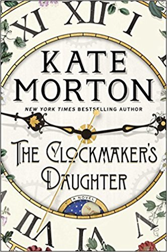 The Clockmaker's Daughter Book Cover