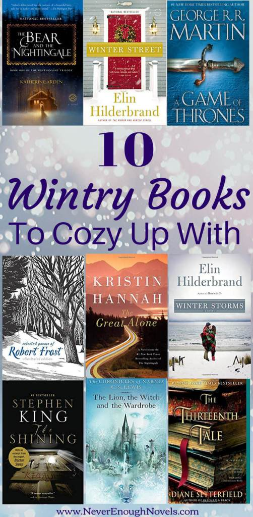 cozy books to read in winter