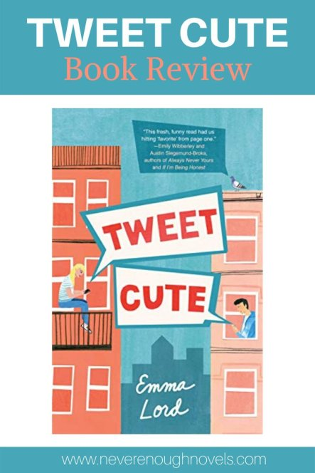 tweet cute book review