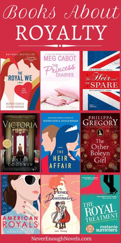 Books about royalty
