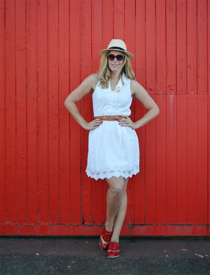 $5 Cue shirt dress from Melville Markets