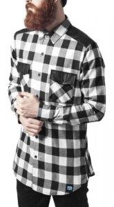camisa-cuadros-negra