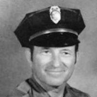 My Uncle, Police chief Smith of Hartford, AL. circa 1970