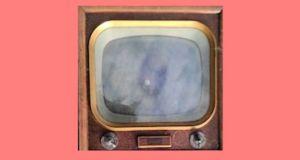 1950's Television set