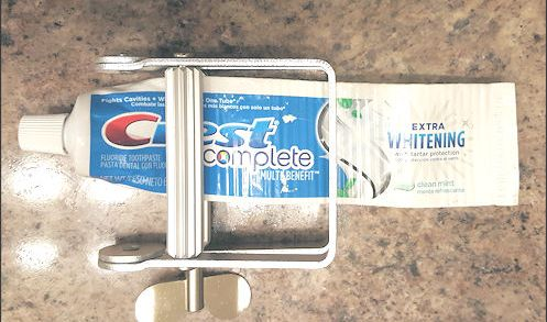 heavy duty toothpaste tube squeeze