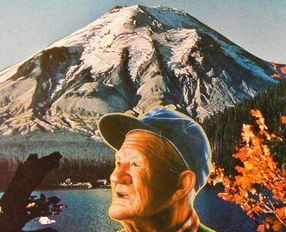 Harry Truman and Mount St. Helens
