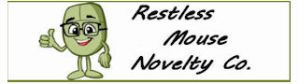 The Restless Mouse Logo