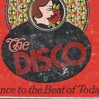 MATCHBOOK: The Disco at the Renaissance cabaret