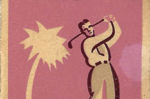 Playing golf in Miami (Matchbook)