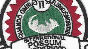Possum Lodge official patch