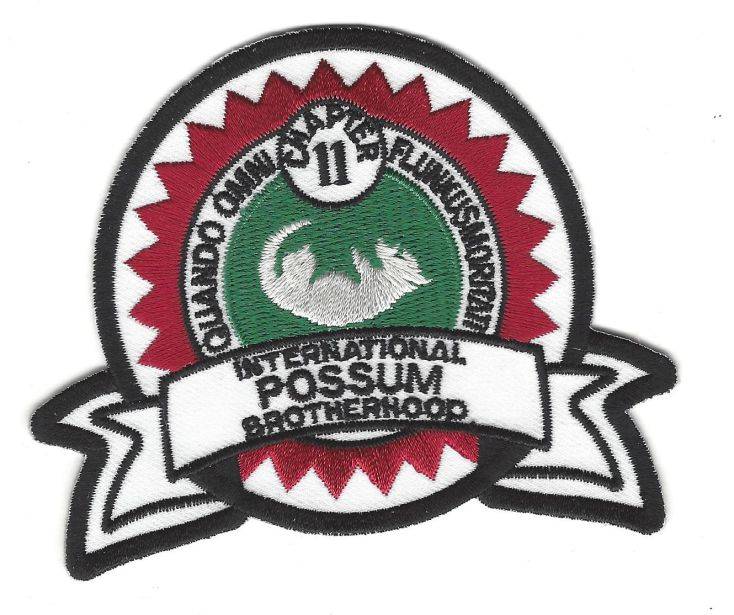 Possum Brotherhood Patch