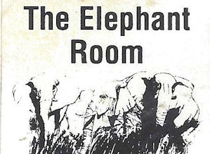 Matchbook from the Elephant Room