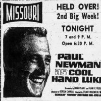Cool Hand Luke movie ad