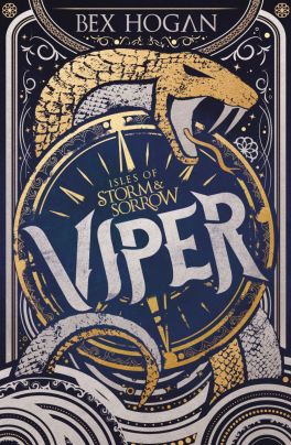 Review - Viper by Bex Hogan aka The best fantasy book of the