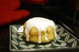 Lemon Glazed Mini Bunt Cake