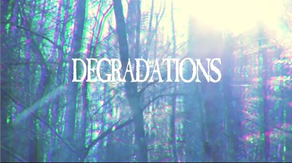 degradations band