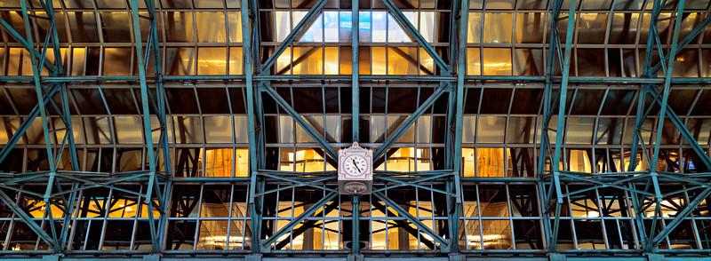 The crisis clock