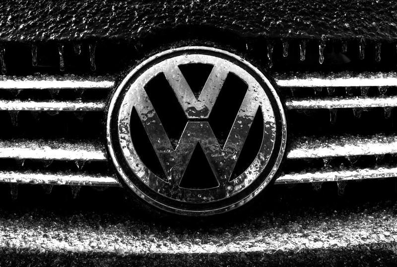 VW encased