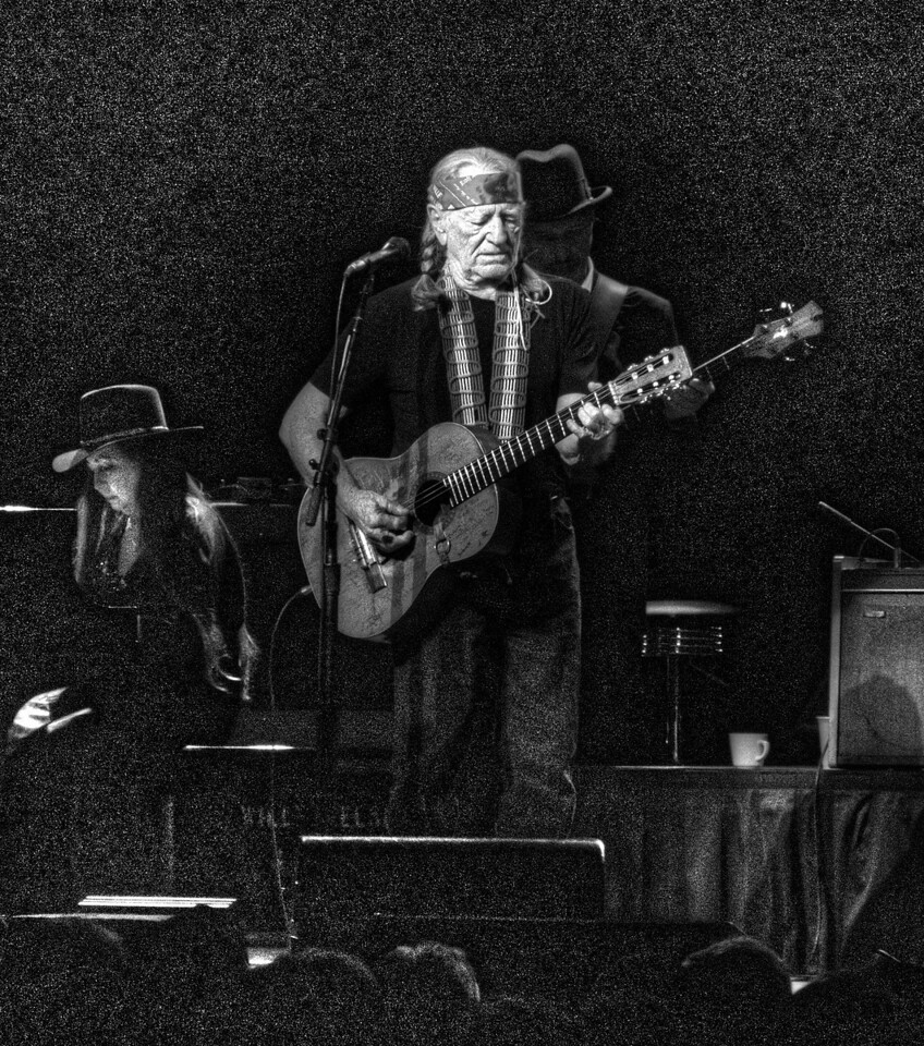 Willie & Trigger