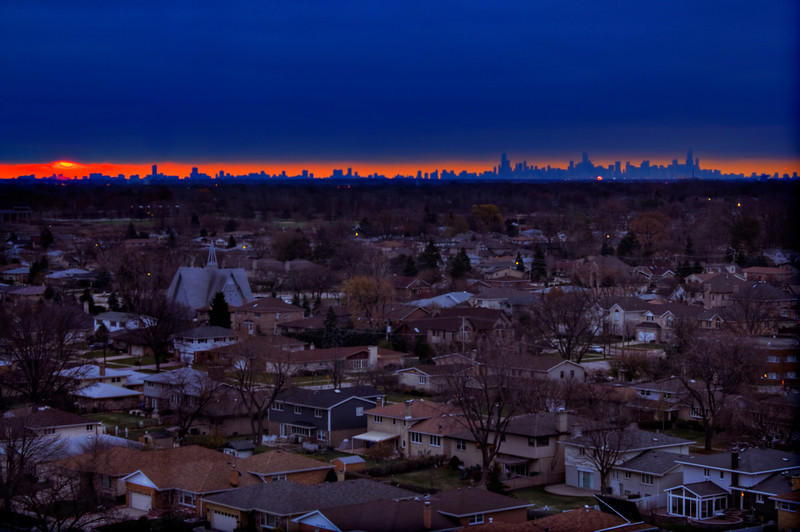 Good morning skyline | Chicago at daybreak