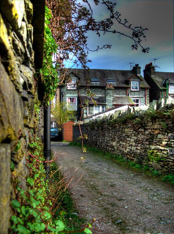 Ambleside row houses