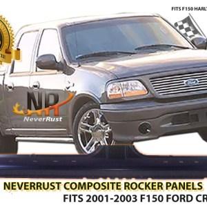 Products Archive - Neverrust Auto Body Restoration Panels