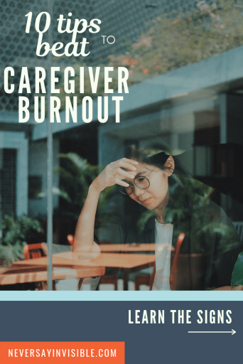 Caregiver #burnout is a state of physical and #emotional #fatigue. Know the signs, learn the causes, and #tips how to use #selfcare techniques to prevent #caregiver fatigue.