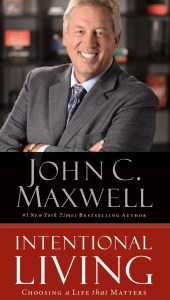 John Maxwell book cover - Intentional Living