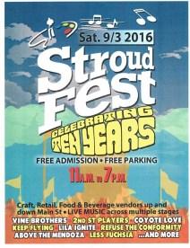stroudfest