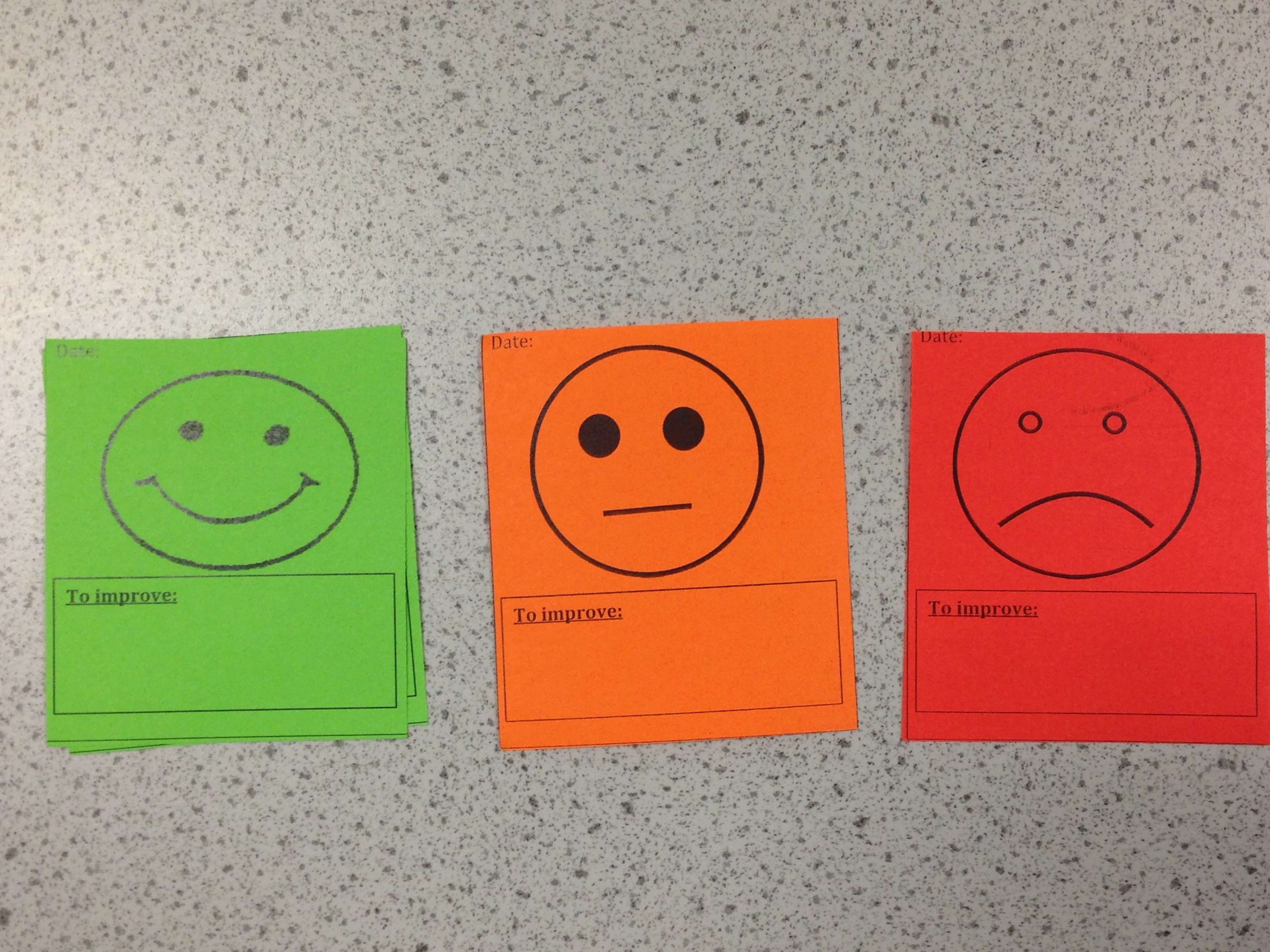 Quick wins 6  Getting students to reflect on their