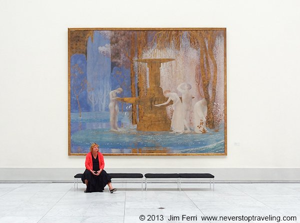Foto Friday - Brussels - Magritte Museum- DSC00782---FF