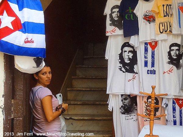 Foto Friday - Cuba - Havana merchant-DSC02826-600