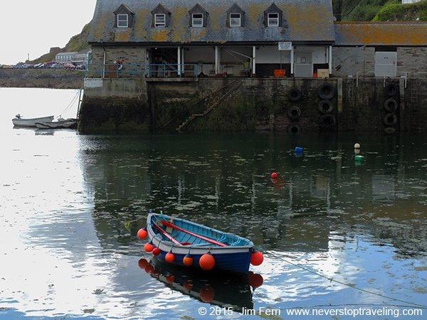 Foto Friday - England-Cornwal-Polperro harbor-DSCN6953---FF