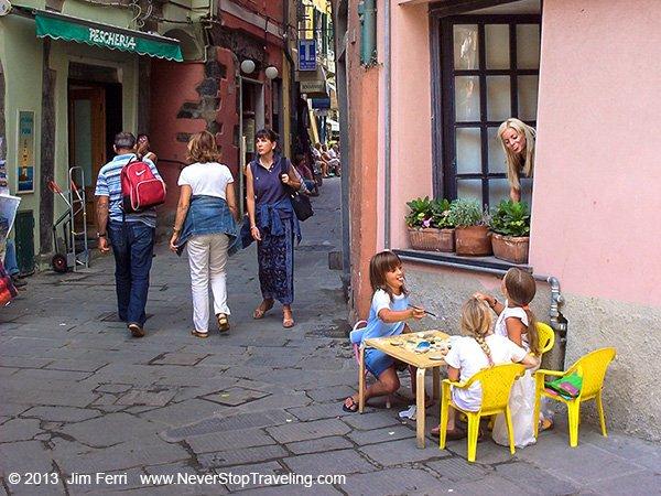 Foto Friday - Riomaggiore, Cinque Terre, Italy