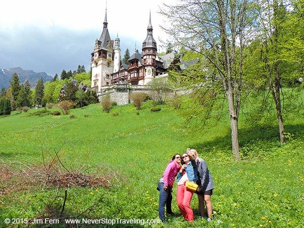 Foto Friday - Romania - Sinaia - Peles Castle--DSCN6014--FF