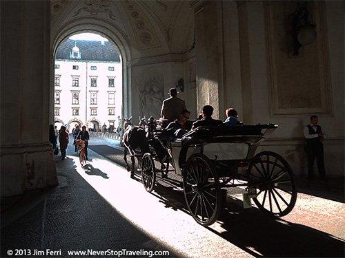 Foto Friday - Hofburg Palace, Vienna, Austria