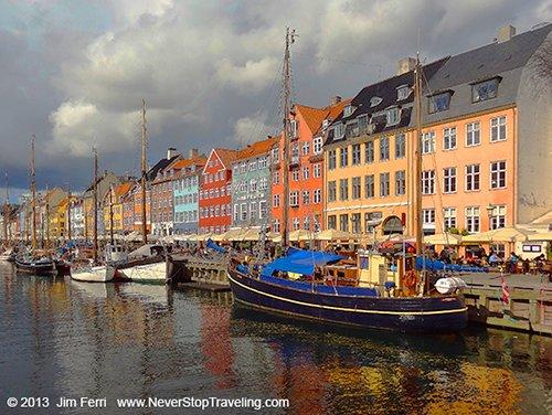 Foto Friday - Nyhavn, Copenhagen, Denmark