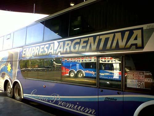 Argentina's Bingo Bus