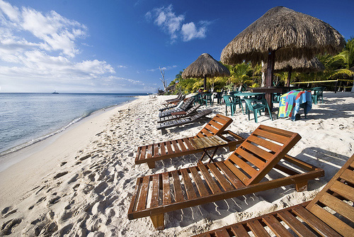 a beach resort - one of the top 10 places in Mexico
