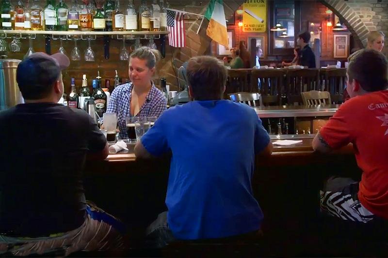 a bar in soulard