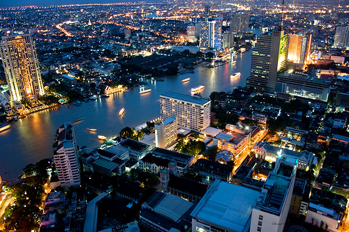 Bangkok - one of the top 10 places in Thailand