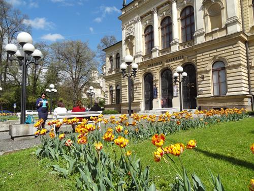 The National Gallery Ljubljana
