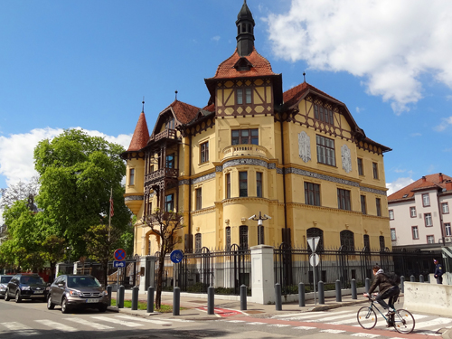 U.S. Embassy, Ljubljana