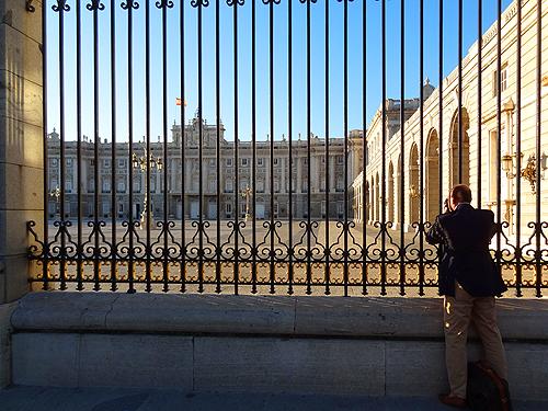 The Royal Palace Unique Madrid Experiences