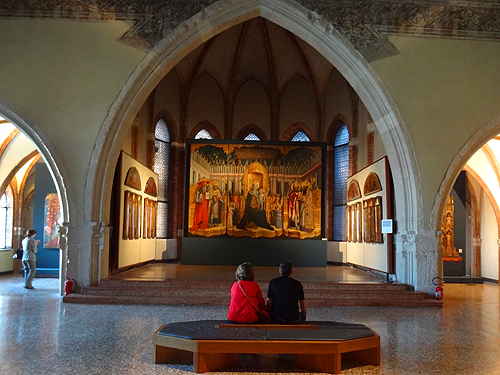 Gallerie dell'Accademia Venice